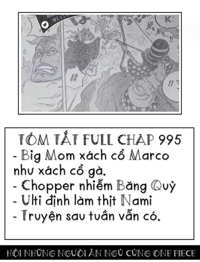One Piece chương 995: Tama bất ngờ xuất hiện cứu Nami chết hụt dưới tay Ulti - Ảnh 1.