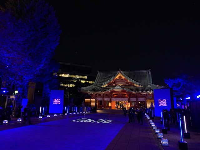 Choáng ngợp với sự kiện ra mắt PS5 tại Nhật, không hổ danh là thành địa làng game - Ảnh 5.