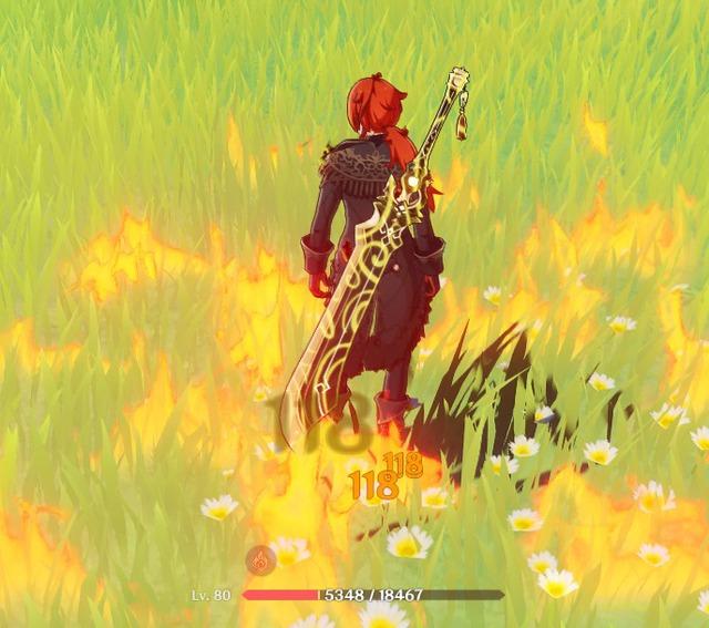 Người chơi khóc thét vì nhân vật toàn tự hủy trong phiên bản 1.1 của Genshin Impact - Ảnh 7.