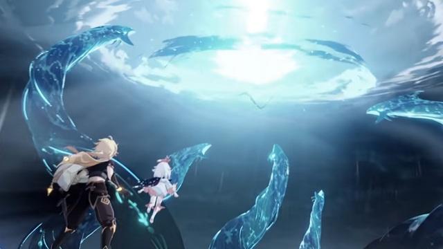 Người chơi khóc thét vì nhân vật toàn tự hủy trong phiên bản 1.1 của Genshin Impact - Ảnh 8.