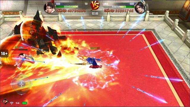 """Điểm mặt 4 chiến trường """"kinh thiên động địa"""" của Giang Hồ Tu Tiên Mobile, tâm điểm MMORPG luyện võ tu tiên cuối năm 2020 chính là đây! - Ảnh 3."""