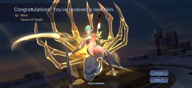 Ưu đãi siêu to khổng lồ cho tín đồ Liên Quân Mobile come back: Skin giải đấu, hữu hạn đủ cả - Ảnh 4.