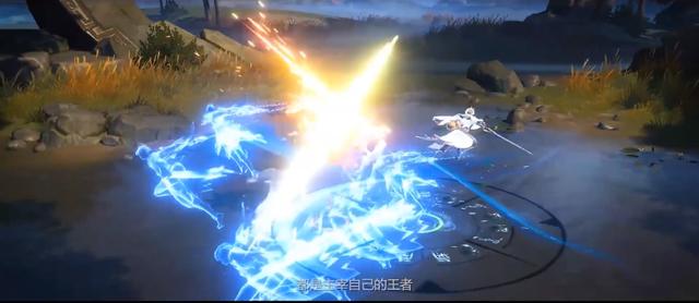 Dawn Break là dự án game đối kháng.