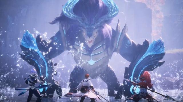 Journey Begins được dự đoán là game mobile MMORPG.
