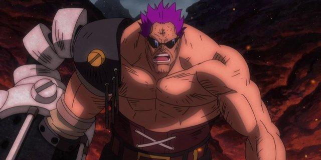 One Piece: Dù không sở hữu trái ác quỷ, những 10 lính hải quân này vẫn khiến nhiều hải tặc phải e sợ (P2) - Ảnh 3.