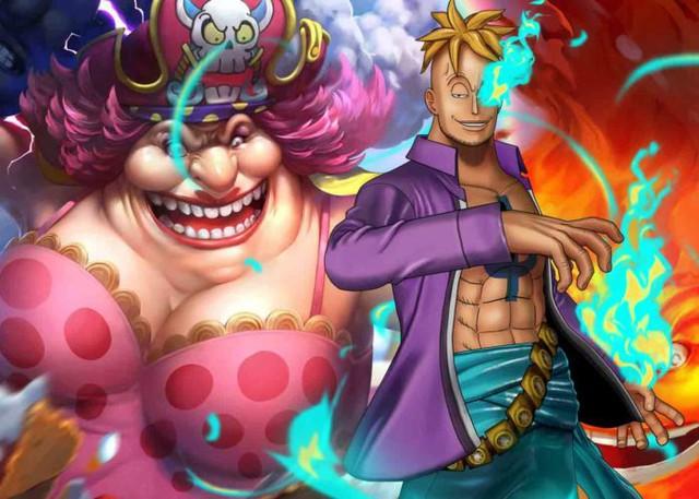 One Piece chap 995: Marco cần thêm sự trợ giúp nào để cầm chân được Big Mom? - Ảnh 1.