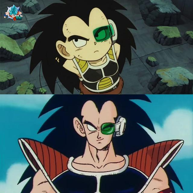 Khi các nhân vật huyền thoại trong anime đú trend, ai mới là cái tên dậy thì thành công nhất? - Ảnh 16.