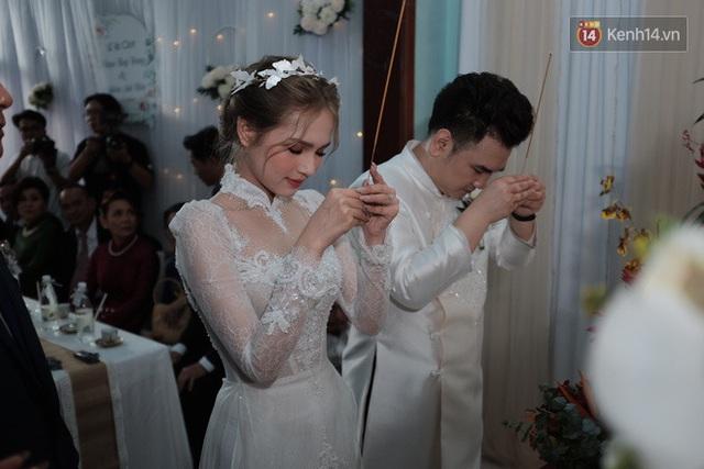 Xemesis lag nhẹ trong ngày cưới: Đi rước dâu nhưng... quên cô dâu, mẹ nhắc mới lộn lại tìm - Ảnh 9.