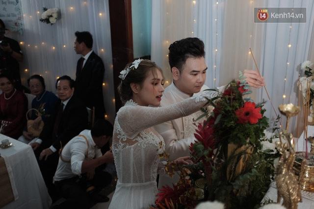 Xemesis lag nhẹ trong ngày cưới: Đi rước dâu nhưng... quên cô dâu, mẹ nhắc mới lộn lại tìm - Ảnh 10.