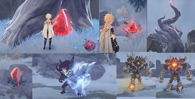 Spoil Genshin Impact: Lộ diện bản đồ mới Long Tích Tuyết Sơn, tướng mới Xiao sẽ ra mắt trong phiên bản 1.2 - Ảnh 10.