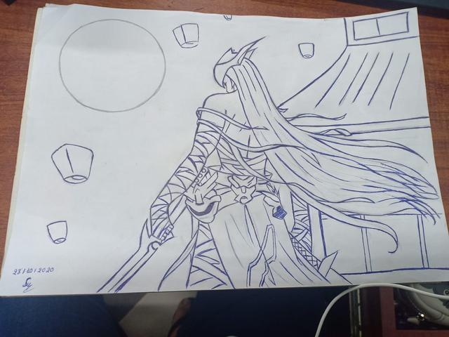 Hết hồn với những bức họa tướng Liên Minh: Tốc Chiến của game thủ, nhìn không thể nhận ra được đây là ai - Ảnh 5.