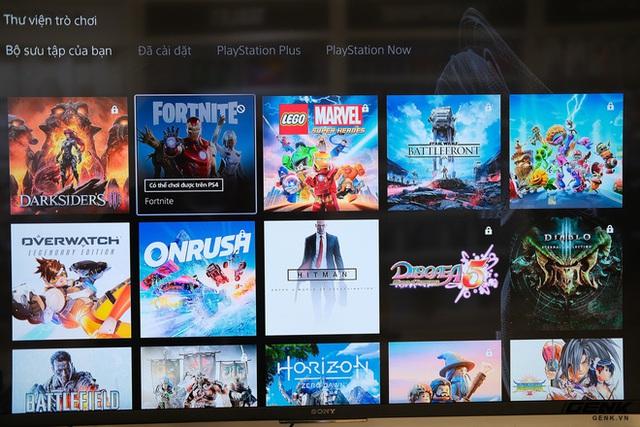 Cận cảnh PlayStation 5 đầu tiên vừa về Việt Nam, giá 34.5 triệu đồng - Ảnh 12.