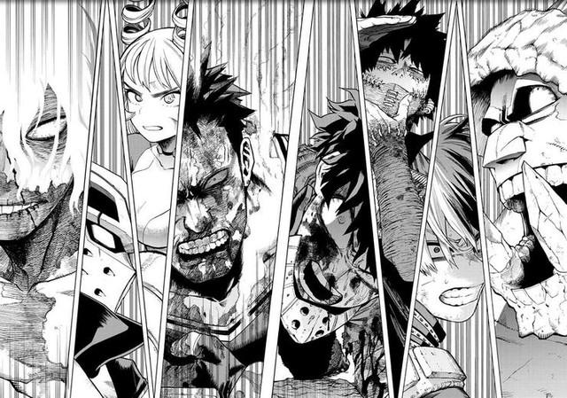 Boku no Hero Academia: Quá khứ của Dabi được tiết lộ, câu chuyện của các anh hùng sẽ đi về đâu? (P.2) - Ảnh 4.