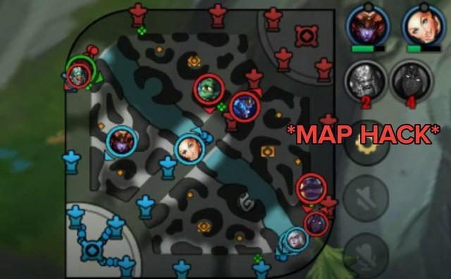 Nghi vấn loại hack du nhập từ Liên Quân, kinh khủng hơn cả hack map đang phá nát Liên Minh: Tốc Chiến - Ảnh 2.