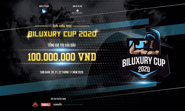 Thông báo chính thức về giải đấu AoE Biluxury Cup 2020 - BiBi liệu có lần thứ 3 liên tiếp xếp sau Chim Sẻ Đi Nắng? - Ảnh 1.