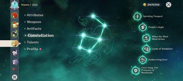 Màn rao bán acc siêu bá đạo của một game thủ Genshin Impact Photo-1-16054510414171408230389