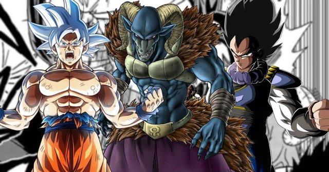 Dragon Ball Super ấn định thời điểm cuộc chiến giữa Goku - Vegeta với Moro khép lại - Ảnh 1.