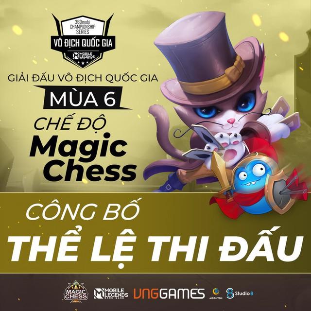 Mobile Legends: Bang Bang VNG tổ chức mùa giải mới với chế độ Magic Chess & 5V5 - Ảnh 3.