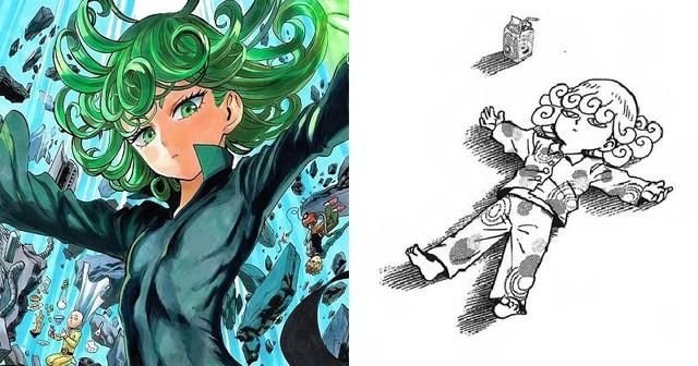 10 sự thật về Fubuki - nàng siêu năng lực gia có vòng 1 nóng bỏng nhất One Punch Man - Ảnh 11.