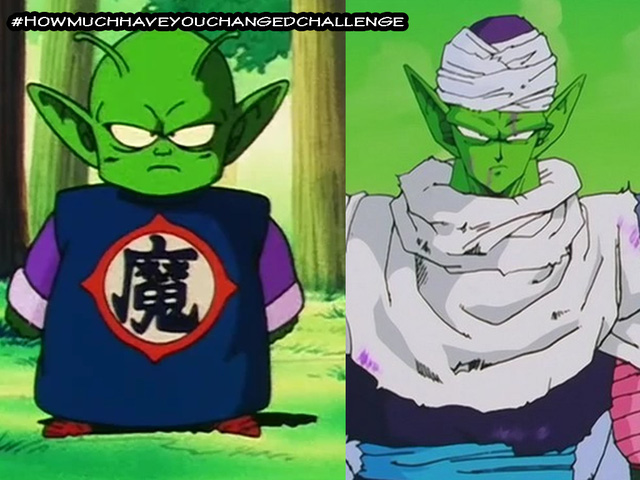 Thích thú khi thấy các nhân vật trong Dragon Ball tham gia thử thách #Howmuchhaveyouchangedchallenge - Ảnh 6.