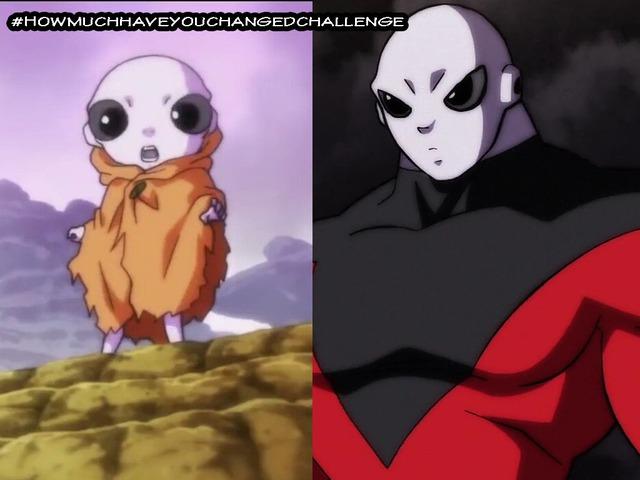 Thích thú khi thấy các nhân vật trong Dragon Ball tham gia thử thách #Howmuchhaveyouchangedchallenge - Ảnh 7.