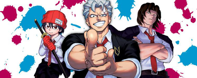Undead Unluck, khi trong cái rủi có cái may: Tuyệt phẩm manga mới đến từ Shounen Jump! - Ảnh 4.