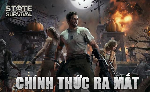 State of Survival chính thức ra mắt hôm nay: Thảm họa zombie đã xảy ra, hãy sẵn sàng cho cuộc chiến sinh tồn! - Ảnh 1.