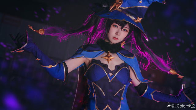 Tan chảy với nàng phù thủy nước Mona cực nuột trong Genshin Impact - Ảnh 9.