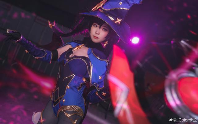 Tan chảy với nàng phù thủy nước Mona cực nuột trong Genshin Impact - Ảnh 5.