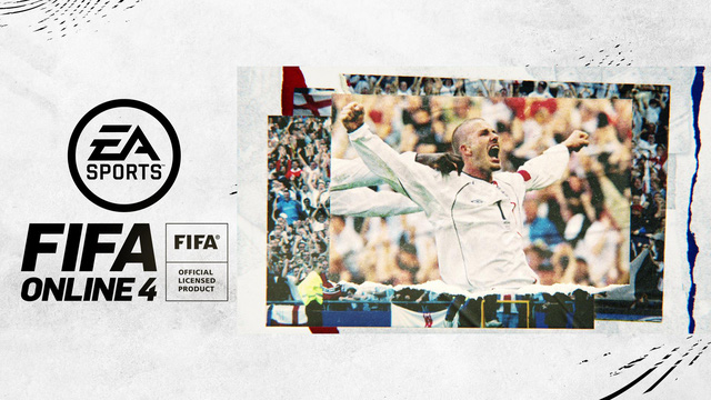 HOT: FIFA Online 4 ký hợp đồng bom tấn với David Beckham - Ảnh 2.