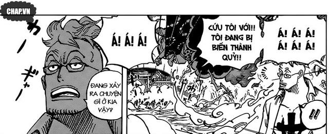 One Piece 995: Dù tính mạng ngàn cân treo sợi tóc nhưng Nami vẫn một lòng đứng về phía Luffy - Ảnh 3.