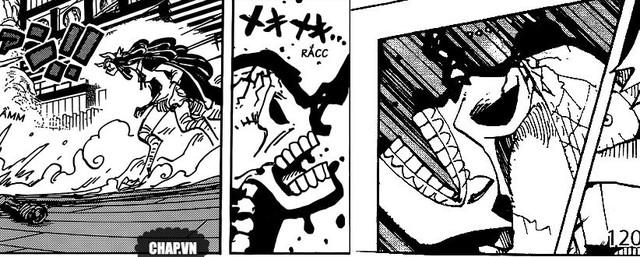 One Piece 995: Dù tính mạng ngàn cân treo sợi tóc nhưng Nami vẫn một lòng đứng về phía Luffy - Ảnh 6.