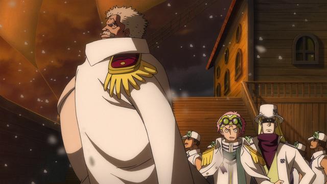 Điểm mặt 4 người thầy vĩ đại nhất One Piece, ông nội và thầy của Luffy đều góp mặt - Ảnh 4.