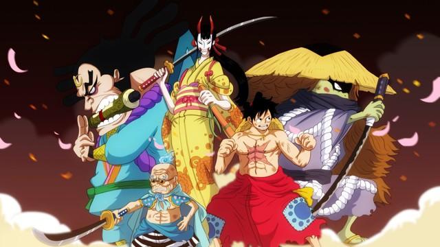 Cửu Hồng Bao phối hợp cùng Luffy để giành quyền kiểm soát nhà ngục Udon