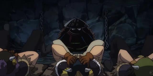 Kawamatsu nhanh chóng hạ gục những tên thuộc hạ của Tứ Hoàng Kaido