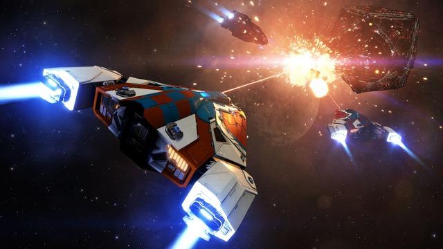 Nhanh tay tải miễn phí 100% game bắn phi thuyền không gian - Elite: Dangerous - Ảnh 3.