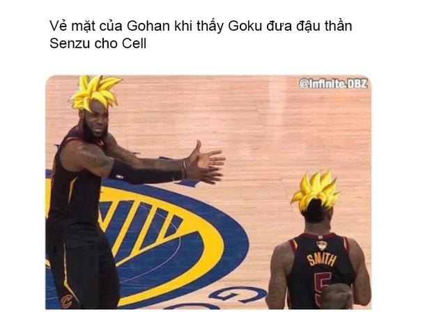 Dragon Ball: Cười thả ga với loạt ảnh chế hài hước về cậu con cả của Son Goku - Ảnh 9.