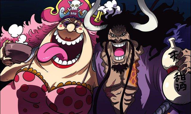 One Piece: Big Mom tham chiến cùng Kaido, sẽ có nhân vật máu mặt xuất hiện để ngăn cản sự kết hợp giữa 2 Tứ Hoàng? - Ảnh 2.