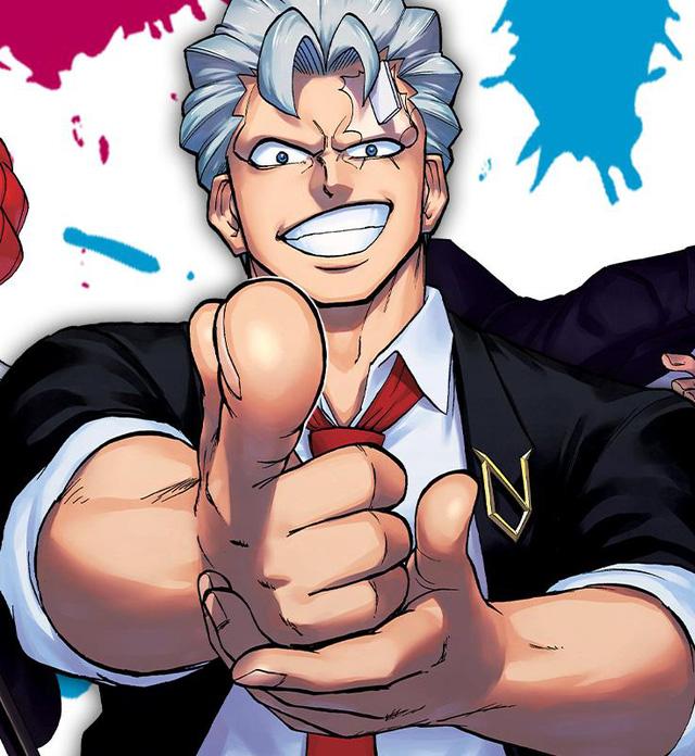"""Undead Unluck: """"Hot boy"""" mới của làng manga Photo-1-16058123726781950317210"""