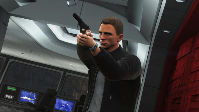Appeared game project about 007 spy, playing game but better than watching movies - Photo 4.