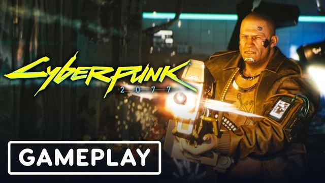 10 phút gameplay cực đỉnh của Cyberpunk 2077 trên hệ console mới - Ảnh 1.