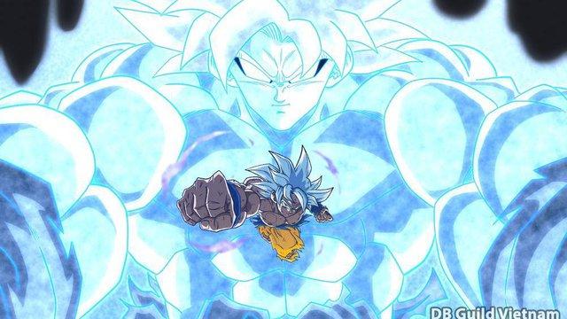 Dragon Ball Super: Moro tan biến bởi cú đấm quyết định của Goku, khép lại cái kết viên mãn cho arc này - Ảnh 1.