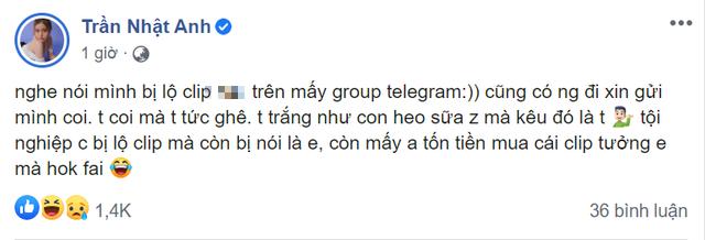 Bức xúc vì bị phao tin lộ clip nóng, hot girl Việt đăng đàn phủ nhận, đưa ra bằng chứng khó chối cãi - Ảnh 2.