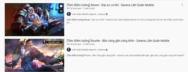 Nóng: Kênh Youtube Garena Liên Quân Mobile hàng triệu sub bất ngờ dừng hoạt động - Ảnh 3.