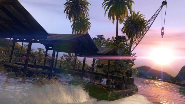 Sau nhiều năm, GTA Online bất ngờ ra mắt bản đồ mới lớn chưa từng có - Ảnh 2.