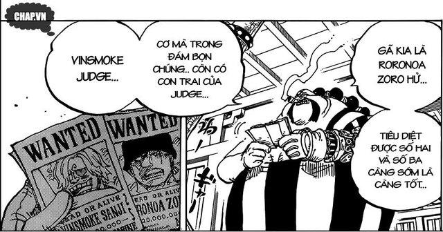 Dự đoán One Piece chap 997: Queen dựa vào nhược điểm mê gái của nhà Vinsmoke chủ động tìm đến tấn công Sanji - Ảnh 2.