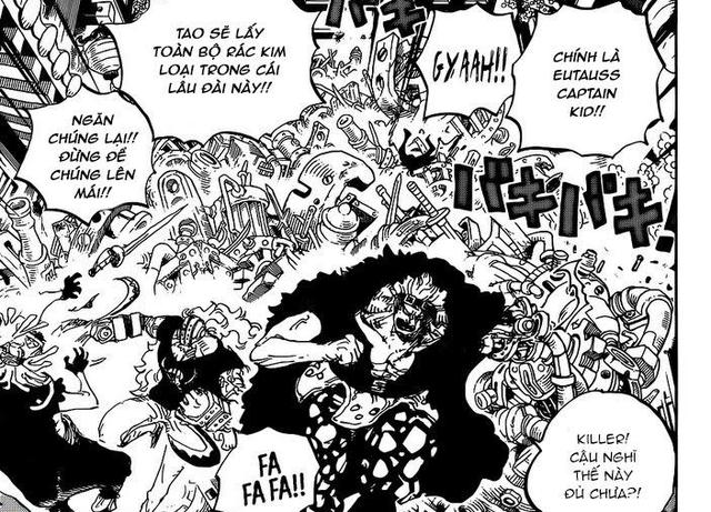 One Piece: Để đánh bại Kaido, 2 thánh trẩu Luffy và Kid sẽ tái hiện hình ảnh trong movie Stampede? - Ảnh 1.