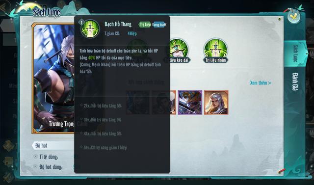 Ngọc kháng debuff chính thức xuất hiện, game thủ Nghịch Mệnh Sư tuyên bố: Quỷ Cốc Tử - Phan An chuẩn bị ra chuồng gà! - Ảnh 9.