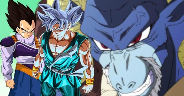 Dự đoán Dragon Ball Super chap 67: Tại sao thần hủy diệt Beerus bị triệu tập, kẻ phản diện mới xuất hiện? - Ảnh 4.