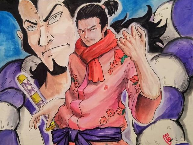 One Piece: Có phải Yamato là Rồng Cia7-16062951415511451031616